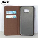 Вспомогательное оборудование мобильного телефона кожи бумажника OEM/ODM