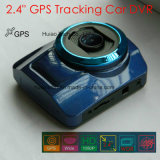 "2.4 "" HD1080p novos Adas GPS que segue receptor do carro DVR GPS da rota, G-Sensor, 2.4G WiFi para o dispositivo esperto móvel pelo Android & Ios internos APP do iPhone, 5.0mega traço Camer"