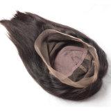 Pelucas llenas del pelo humano del cordón del pelo humano de Remy