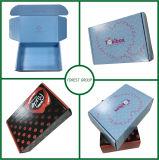 Rectángulo de papel de empaquetado modificado para requisitos particulares con precio de fábrica