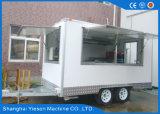 O carro do alimento de China Mobile roda o preço do carro