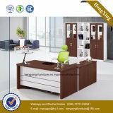 現代オフィス用家具L形の執行部表(HX-GD038C)
