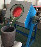 Печь горячей индукции сбывания автоматическая опрокидывая для плавить
