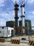 Biogas che aggiorna la decarburazione System/De-Carbon assorbimento chimico/del sistema