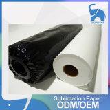 Wärmeübertragung-Sublimation-Übergangsklebriges Papier für Sublimation-Drucken-Sportkleidung