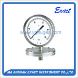 Ss van de Kwaliteit van de Druk van Diaphram maat-Hoge maat-Meter Manometer