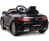 Езда Мерседес малышей лицензированная Benz на игрушке автомобиля