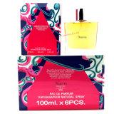甘い女性の香水、想像の臭い、女性のための良質の香水