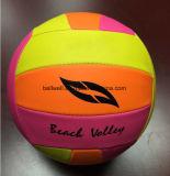 أزبد [بفك] فائقة ليّنة رسميّة حجم كرة الطائرة, شاطئ يلعب بالغ