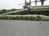 Fiberglas-Sand, der Rohr für Wasserversorgung hinzufügt