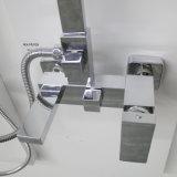목욕탕 부속품 비 사각 샤워 꼭지 세트