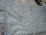 Chinese Natuurlijke Stenen 1cm, Tegel van de Decoratie van het Graniet van 1.8cm de Dikte Opgepoetste Sz Witte voor de Decoratie van de Vloer