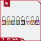 Industrielles Stahlfessel-Sicherheits-Vorhängeschloß Bd-G01 für elektrische Geräte mit Bescheinigung des Cer-SAA BV RoHS