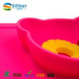 Piatto personalizzato OEM Placemat della stuoia della Tabella pranzante del silicone