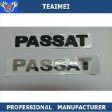 Значок письма автомобиля ABS логоса автомобиля высокого качества пластичный для Passat