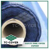 Couvertures solaires pour piscine, housse PP pour sécurité