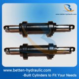 La même qualité avec les cylindres hydrauliques de Rexroth