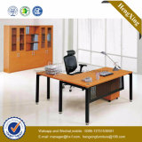 De elegante Lijst van het Bureau van de Manager van de Vorm van L van het Kantoormeubilair van het Ontwerp (NS-NW129)
