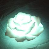 Мелькая цветок пластичного Peony СИД Multicolor с водоустойчивой функцией для напольного