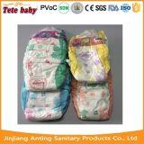 Usine remplaçable de couche-culotte de bébé de vente de qualité chaude d'OEM en Chine