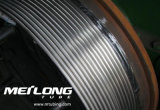 S32750デュプレックスステンレス鋼のDownholeの油圧制御線コイル状の管