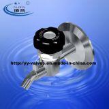 Válvula da amostra de Perlick do aço inoxidável