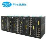 Serie industriale dell'interruttore di Ethernet di Firstmile