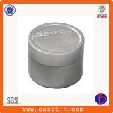 Qualitäts-Süßigkeit-Nahrung Mints Zinn-Kasten/kleines rundes Metallleere Zinn-Kästen