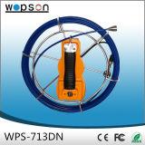 De Inspectie van het Riool van Wopson met 17mm Waterdichte Camera en Monitor 7inch TFT