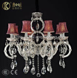 Lustre en cristal moderne de luxe pour d'intérieur (AQ50016-8)