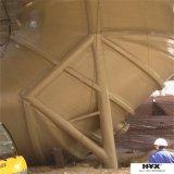 Conducto de la fibra de vidrio o tubo o tubo para el media de la corrosión
