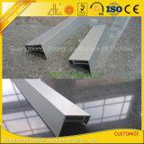 Bâti solaire en aluminium anodisé personnalisé pour le panneau solaire