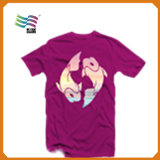 De T-shirts van de Reclame van de douane met de Eigen Leveranciers van China van de Druk