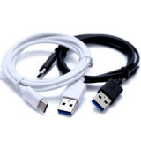 Usb-Aufladeeinheits-Kabel für Handy, 1m/2m/3m Daten-Kabel
