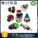 Interruttore di pulsante di vendita impermeabile poco costoso dei prodotti dell'interruttore di pulsante dell'interruttore di pulsante del cappuccio dell'intervallo migliore