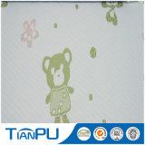 Tissu 100% tricoté par couplage de polyester de modèle d'enfants