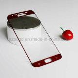 3D 9h curvou o protetor da tela do vidro Tempered da borda para o protetor da tela da borda de Samsung S6