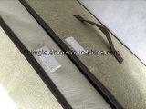 Коробка хранения картона новой ткани прибытия Linen складная многофункциональная с крышками и ручками