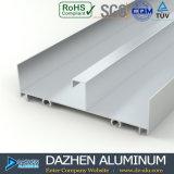 Profil en aluminium d'extrusion de guichet de produit philippin de porte