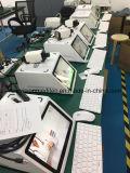 Sistema de gravação video de HD para o microscópio do funcionamento