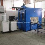 Zink, das Maschine für LPG-Zylinder-Produktionszweig metallisiert