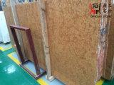 中国の起源のフロアーリング及び壁Cladingのための自然な石造りのRossaベロナの大理石の平板