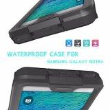 이동 전화 지능적인 세포 Samsung Note4를 위한 방수 수영 케이스 이상으로