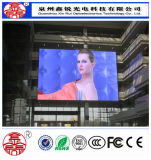 Экран дисплея модуля P10 цвета высокого определения облегченный СИД полный напольный с Die-Casting шкафом