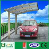 Abri de voiture en alliage d'aluminium avec ce certificat Pnoc110404ls
