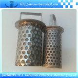 Cartouche filtrante de User-Résistance d'acier inoxydable