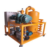 높은 청결 다단식 전기 변압기 기름 정화 기계 (ZYD)