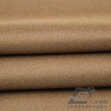agua de 75D 200t y de la ropa de deportes chaqueta al aire libre Viento-Resistente abajo tejidas 2/2 tela 100% de la pongis del poliester del telar jacquar de la tela cruzada (T023)
