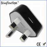 Первоначально штепсельная вилка USB Великобритании 3-Pins типа для iPhone (XH-UC-013)