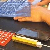 Minitechnologie-Taschenlampen-externe Batterieleistung-Bank der größen-LED